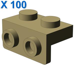 ANGULAR PLATE 1,5 TOP 1X2 1/2 X 100