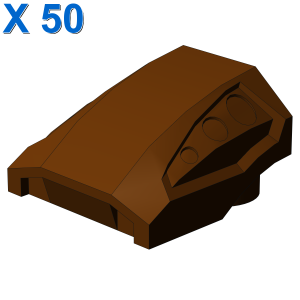 2X2 FRONT WITH SUCTION X 50