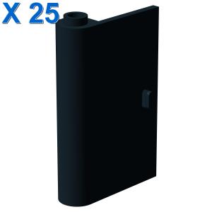 LEFT DOOR W/KNOB HINGE 1X3X4 X 25