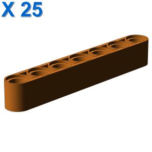 TECHNIC 7M BEAM X 25