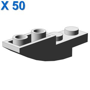BRICK 1X4X1 INV. BOW X 50