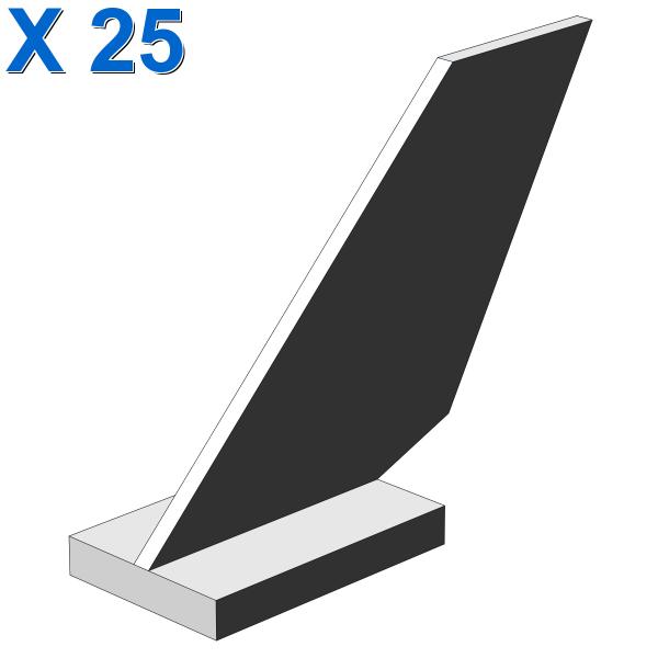 RUDDER 2X6X4 X 25