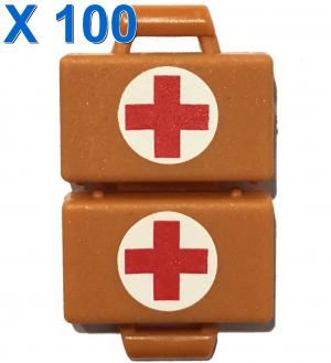MINI SUITCASE Red Cross X 100