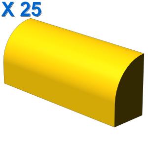 BRICK 1X4X1 1/3 X 25