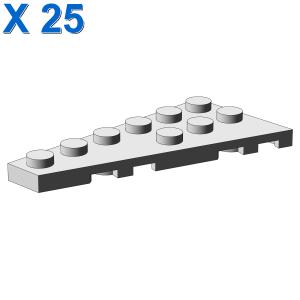 LEFT PLATE 3X6 W ANGLE X 25