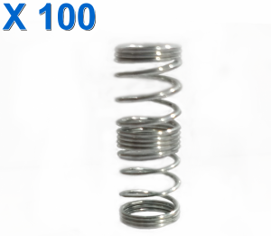 Technic, Shock Absorber 6.5L spring X 100