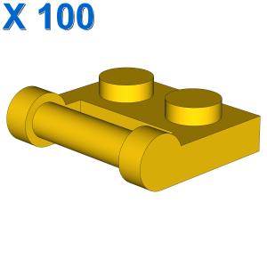 PLATE 1X2 W. STICK 3.18 X 100