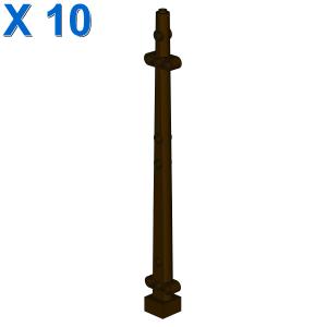 MAST 2X2X20 W/Ø4.85 X 10