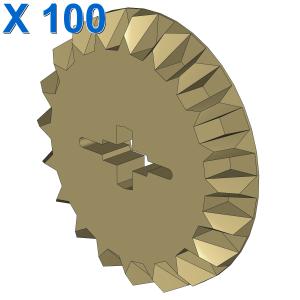 BEVEL GEAR Z20 X 100