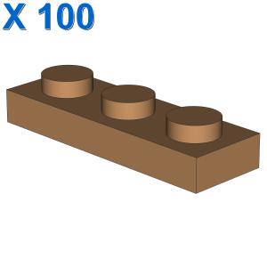 PLATE 1X3 X 100