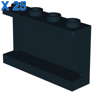WALL ELEMENT 1X4X2 X 25