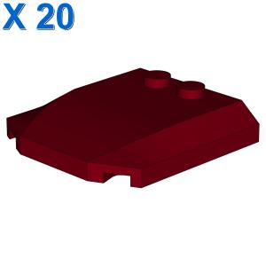 PLATE 4X4X2/3 X 20
