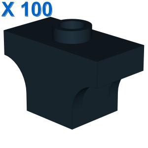 Brick, Arch 1 x 2 Jumper X 100