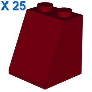 ROOF TILE 2X2X2/65 DEG. X 25