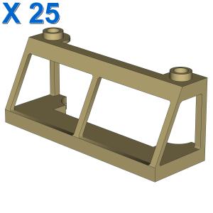 WINDSCREEN FRAME 2X6X2 X 25