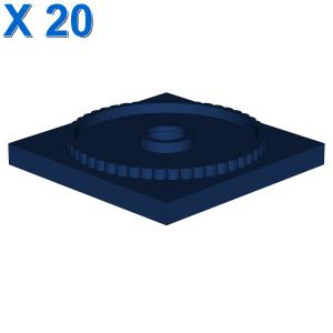 BOTTOM W. TURNTABLE 4X4 X 20