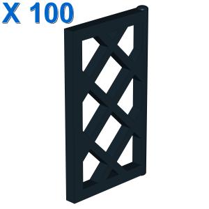 WINDOW 2X3 W. LATTICE X 100
