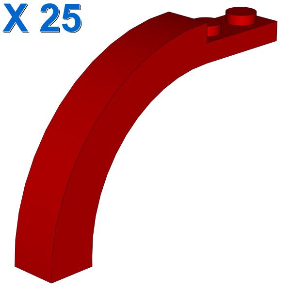 BRICK W. ARCH 1X1X3 1/3 X 25
