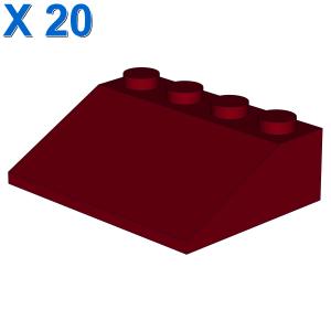 ROOF TILE 3X4/25° X 20