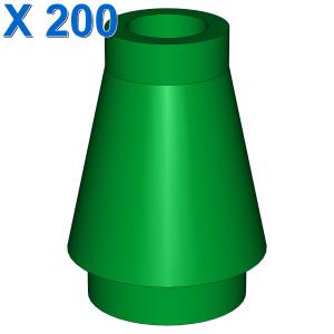 NOSE CONE SMALL 1X1 X 200
