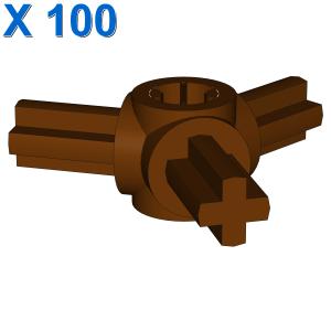 3-BRANCH CROSS AXLE W/CROSS H. X 100