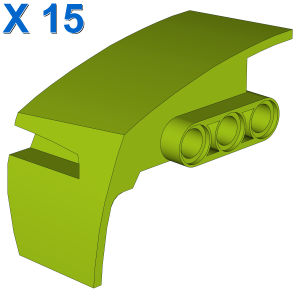 RIGHT SCREEN Ø 4.85 4X7X4 X 15