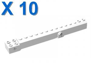 TELESCOPIC ARM 2X1 1/3X16 X 10