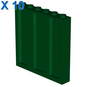 Panel 1 x 6 x 5 Corrugated X 10