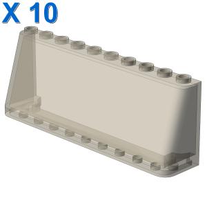 PLANE FRONT 2X10X3 X 10