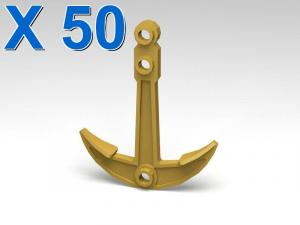 ANCHOR WITH KNOB X 50