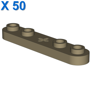 TECHNIC ROTOR, 2 BLADES X 50