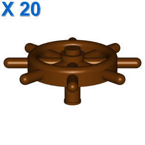 FABULAND SHIP WHEEL X 20