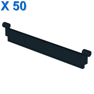 LAMELLA FOR ROLLING GATE X 50