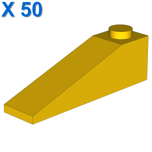 ROOF TILE 1X4X1 X 50
