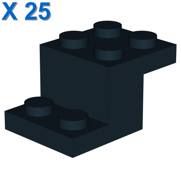 BRICK W. PLATE 2X3X1 1/3 X 25