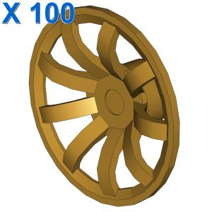 HUB CAP Ø 24 X 100