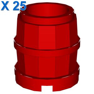 BARREL 2X2 X 25