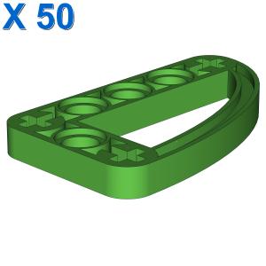 HALFBEAM CURVE 3X5 X 50