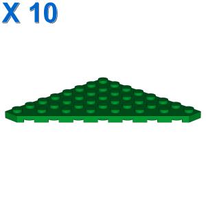 CORNER PLATE 45 DEG. 8X8 X 10