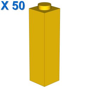 BRICK 1X1X3 X 50
