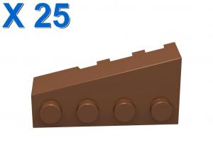 LEFT BRICK 2X4 W/ANGLE X 25