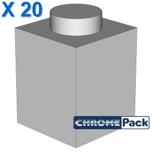 BRICK 1X1, 20 Stück