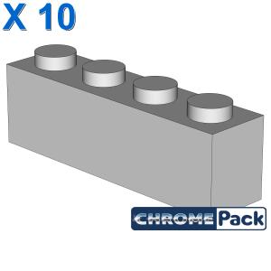 BRICK 1X4, 10 Stück