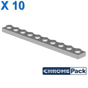 PLATE 1X10, 10 Stück