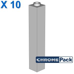 BRICK 1X1X5, 10 pcs