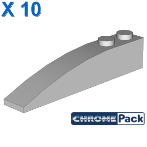 BRICK 1X6 W/BOW, 10 pcs